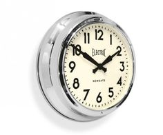 Electrical giant wall clock