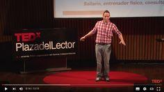 ¡No vayas más al gimnasio! - @JulianRud #TEDxPlazadelLector #TED ➜ youtu.be/Ljj0-FlqQnc