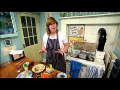 The Supersizers Go... Episode 1: Wartime - YouTube  Hilarious British series exploring food from history.