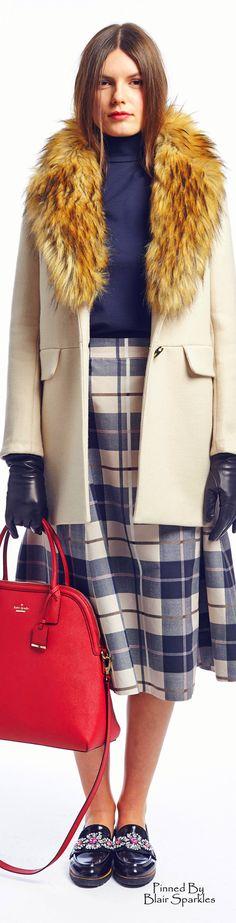 Fall 2015 Ready-to-Wear Kate Spade New York ♕♚εїз | BLAIR SPARKLES