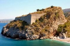 Enchanted castle in Greece ...