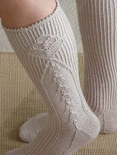 Ravelry: Project Gallery for Modell 4331 Kniestrümpfe pattern by Schachenmayr