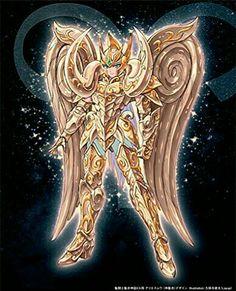 SOG01 God Cloth Aries Mu