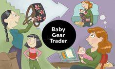 Baby Gear Trader: Buy, Sell, Save!