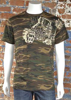 New men's shirts available! Palmetto Moonshine men's apparel.