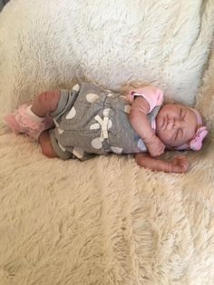 Precious Gift By Beverly Mahurin Precious Gift, Dimples, Baby Sleep, Onesies, Nursery, Gifts, Things To Sell, Reborn Baby Dolls, Bebe