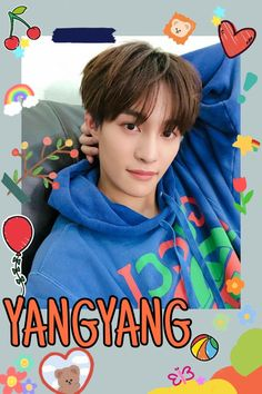 WayV NCT Yangyang Polaroid//photocard. Found on our etsy shop. Polaroid Decoration, Yangyang Wayv, Kpop Diy, Nct Taeil, Diy Case, Nct Johnny, Kpop Posters, Polaroid Pictures, Borders For Paper