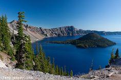 Oregon-Crater Lake National Park
