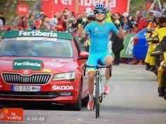 Mikel Landa gana en Andorra con su compañero Fabio Aru detrás en la gran jornada de Astana