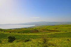 Sea of Galilee by Tzachi Yaffe on 500px