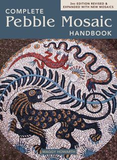Pebble mosaics are arrangements of smooth rocks on the ground to make a variety of beautiful garden and landscape features—walkways, patios, or fountain bases,...