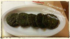 Pasticciando in cucina con il Cuisine Companion Moulinex: Hamburger di pollo e spinaci con il Cuisine Compan...