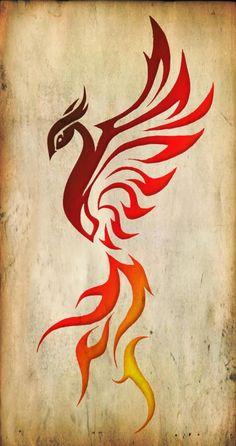 phoenix tattoo ideas - Google Search