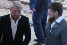 Кадыров женит Баскова