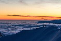 Creasta Piatra Craiului Foto: Alex Sabin Husariu #romaniaazi #romania #peisaj #munte #iarna #rasarit Celestial, Mountains, Sunset, Nature, Travel, Outdoor, Sunsets, Outdoors, Naturaleza