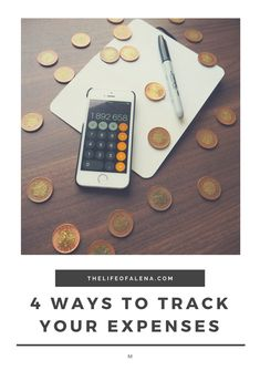#fourwaystotrackexpenses #fourwaystotrackspending #trackingexpenses #trackingspending #personalfinance #thelifeofalena