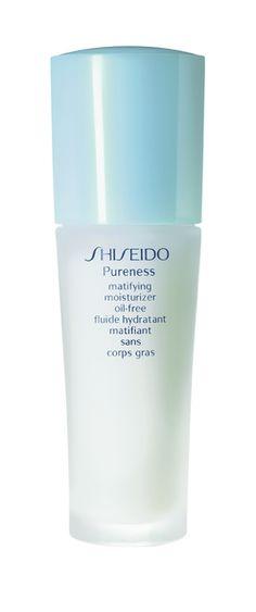 #Shiseido Pureness Matifying Moisturizer Oil-Free