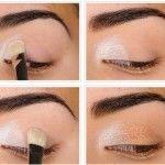 Pastel Colored Makeup