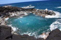 Queen's Bath, Hawaii