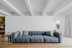 Minimalist Apartment Interior Atelier Data Lisbon
