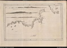 Chart of Van Diemens Land [cartographic material] .