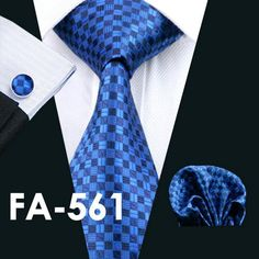 Men`s Tie Styles Novelty Silk Jacquard Woven Necktie Handky Cufflinks Set For Business Wedding Party