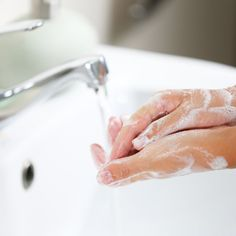 8 Hand-Washing Mistakes You're Probably Making (& How to Wash Your Hands Properly) by @draxe