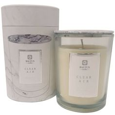 CLEAR AIR SCENTED JAR CANDLE – Providing a cleaner, longer burn. healthier, harmless to human body and environment. They come in a stylish glass jar with a lid that will protect the candle from dust and dirt when not in use. These candles are the perfect accessory for any space in your home or make a great gift for a loved one!. AN IDEAL SOLUTION TO FRAGRANCE – any room in your home. #scent #holiday_scents #glass_jars_decor #candle_decor #candle_ideas #glass_jar_ideas