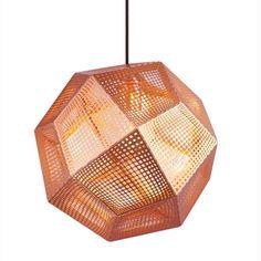 Etch Shade loftslampe, kobber i gruppen Belysning / Lamper / Loftlamper hos ROOM21.dk (113066)