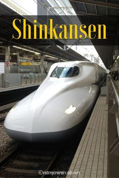 Getting From Yokohama To Osaka | Entrepreneur's Odyssey Our first ever Shinkansen ride. These are pretty amazing trains.