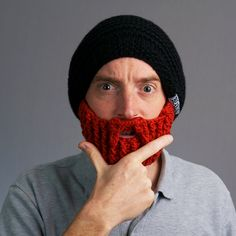 Gift the Beard hat! www.beardowear.ca