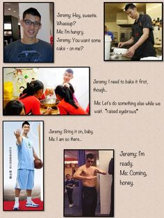Conversations with Jeremy Lin, part 1 (a fangirl thing :-) )