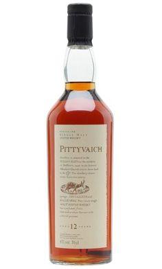 Pittyvaich 12  year old scotch single malt whisky