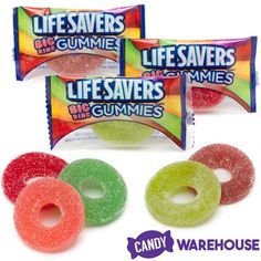 Just found Life Savers 5 Flavors Big Gummy Rings: Bag Thanks for the Candy Favors, Bulk Candy, Candy Shop, Online Candy Store, Rainbow Candy, Sugar Candy, Sugar Sugar, Life Savers, Pop Tarts