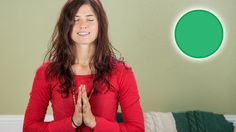Yoga for Chronic Fatigue Syndrome - 27 minutes - Slow easy restorative poses, starting seated then gentle floor stretches.