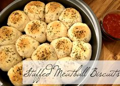 Stuffed Meatball Bis