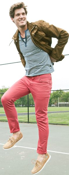shoes and pants. I love the colours! more at http://everythingforguys.co.uk