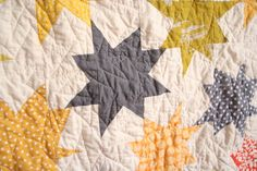 Miss Make: Sparkle Punch Baby Quilt