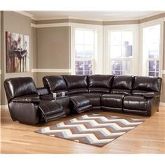 1000 images about reclining sectional sofa 39 s on pinterest for S f furniture willmar mn