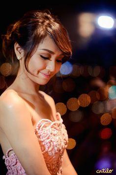 Celebrity Debutante: Kathryn Bernardo