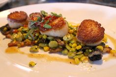 Connecting Columbia, SC at Terra Restaurant: Connecting the community, Chef Mike Davis of restaurant Terra gives diners a bite of Columbia's delicious history through ingredients while evolving with the ever-growing food scene of the city. Plus, try a bite of Terra at home with their famous butterbean succotash.
