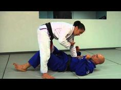 How to Pass the Guard of a Larger Opponent on the Ground