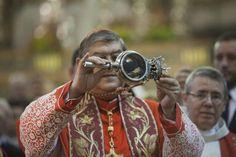 Il prodigio di San Gennaro | © Machi di Pace - Campania su Web