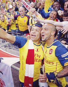 #Alex Oxlade-Chamberlain#Theo Walcott#Arsenal
