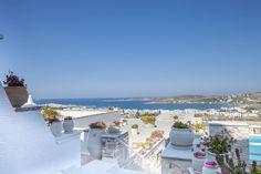 Greek islands, Sunset View Hotel
