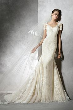 Tair by Pronovias available from Brides of Winchester