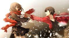 Resultado de imagen para ayano y shintaro