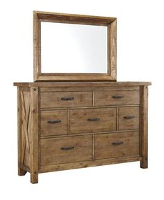 Tamilo Dresser and Mirror by Signature Design by Ashley