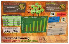 Why Hardwood Flooring is BEST! #quality #affordable #beautiful #hardwood