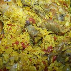 Spanish Rice Chicken I Allrecipes.com
